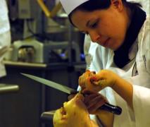 Mandy fabricates a chicken 2